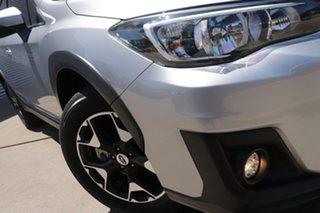 2019 Subaru XV MY19 2.0I Premium Ice Silver Continuous Variable Wagon.