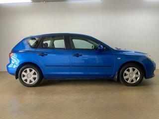 2005 Mazda 3 BK Neo Blue 4 Speed Auto Activematic Hatchback.