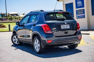 2017 Holden Trax TJ MY17 LS Grey 6 Speed Automatic Wagon.