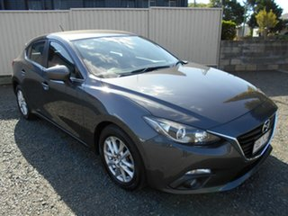 2016 Mazda 3 BN5478 Maxx SKYACTIV-Drive Grey 6 Speed Sports Automatic Hatchback.
