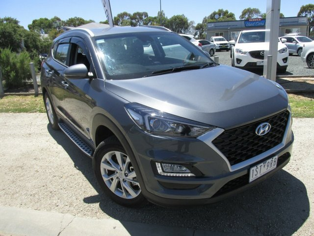 Used Hyundai Tucson TL4 MY20 Active 2WD Echuca, 2019 Hyundai Tucson TL4 MY20 Active 2WD Grey 6 Speed Automatic Wagon