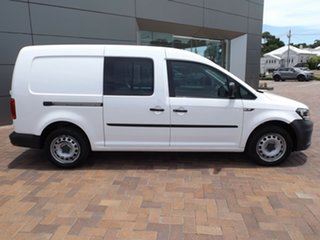 2017 Volkswagen Caddy 2KN MY17.5 TDI250 Crewvan Maxi DSG 6 Speed Sports Automatic Dual Clutch Van.