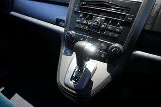 2010 Honda CR-V RE MY2010 4WD Taffeta White 5 Speed Automatic Wagon