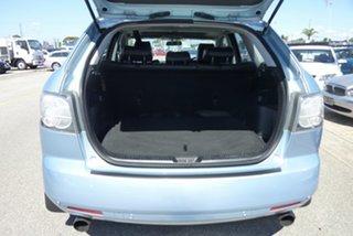 2007 Mazda CX-7 ER1031 MY07 Luxury Aqua Blue 6 Speed Sports Automatic Wagon