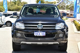 2014 Volkswagen Amarok 2H MY15 TDI420 4Motion Perm Ultimate Black 8 Speed Automatic Utility