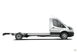 2020 Ford Transit VO 2020.50MY 470E White 6 Speed Manual Single Cab Cab Chassis.