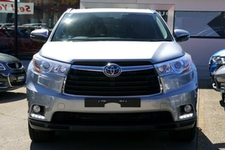 2016 Toyota Kluger GSU50R Grande 2WD Silver 6 Speed Sports Automatic Wagon
