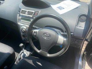 2006 Toyota Yaris NCP91R YRS Grey 4 Speed Automatic Hatchback