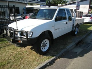 2001 Holden Rodeo TFR9 LS (4x4) White 5 Speed Manual 4x4 Space Cab Pickup.
