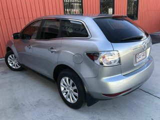 2011 Mazda CX-7 ER10L2 Classic Activematic Silver 5 Speed Sports Automatic Wagon.