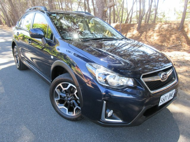 Used Subaru XV G4X MY16 2.0i Lineartronic AWD Reynella, 2016 Subaru XV G4X MY16 2.0i Lineartronic AWD Dark Blue 6 Speed Constant Variable Wagon