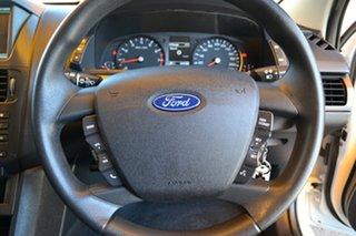 2014 Ford Falcon FG X Ute Super Cab White 6 Speed Sports Automatic Utility