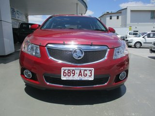 2014 Holden Cruze JH MY14 CDX Red 6 Speed Automatic Sportswagon