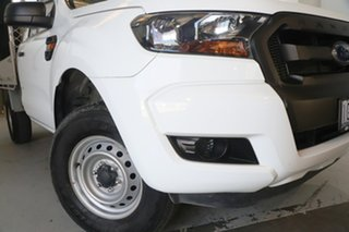 2015 Ford Ranger PX MkII XL 2.2 Hi-Rider (4x2) Cool White 6 Speed Automatic Cab Chassis