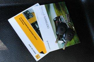 2017 Renault Kangoo F61 Phase II Maxi LWB White 6 Speed Manual Van