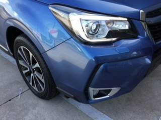 2017 Subaru Forester S4 MY17 XT CVT AWD Premium Blue 8 Speed Constant Variable Wagon