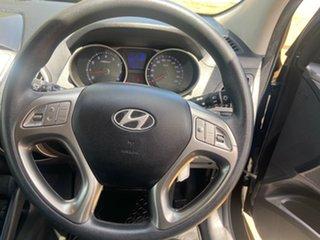 2011 Hyundai ix35 LM MY11 Active Black 6 Speed Sports Automatic Wagon