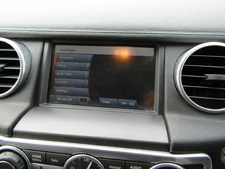 2009 Land Rover Discovery 4 Series 4 10MY TdV6 CommandShift Black 6 Speed Sports Automatic Wagon