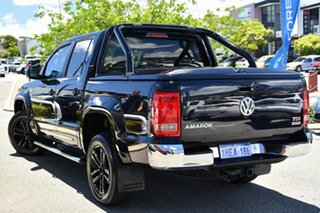 2014 Volkswagen Amarok 2H MY15 TDI420 4Motion Perm Ultimate Black 8 Speed Automatic Utility.