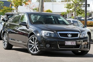 2016 Holden Caprice WN II MY16 V Black 6 Speed Sports Automatic Sedan.