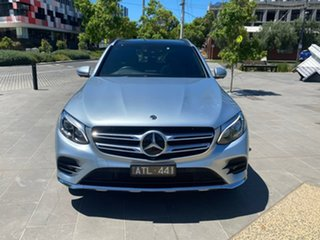 2018 Mercedes-Benz GLC-Class X253 808MY GLC250 9G-Tronic 4MATIC Silver 9 Speed Sports Automatic