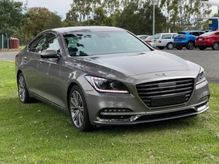 2017 Genesis G80 DH 3.8 Grey Sports Automatic Sedan.