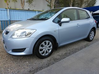 2007 Toyota Corolla ZRE152R Ascent 4 Speed Automatic Hatchback.