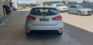 2016 Kia Cerato YD MY17 S Silver 6 Speed Sports Automatic Hatchback
