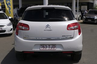 2013 Citroen C4 Aircross Exclusive Pearl White 6 Speed Constant Variable Wagon