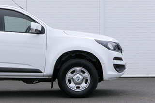 2019 Holden Colorado RG MY19 LS Pickup Crew Cab 4x2 White 6 Speed Sports Automatic Utility