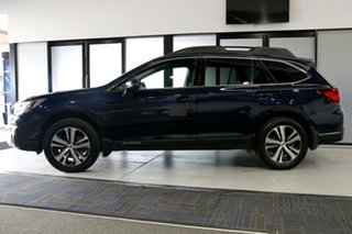 2018 Subaru Outback B6A MY18 2.5i CVT AWD Deep Blue 7 Speed Constant Variable Wagon