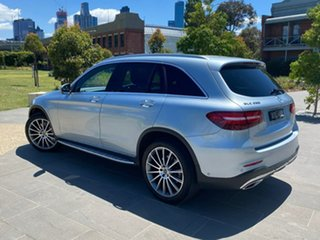 2018 Mercedes-Benz GLC-Class X253 808MY GLC250 9G-Tronic 4MATIC Silver 9 Speed Sports Automatic.