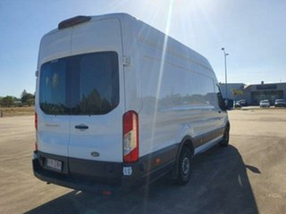 2019 Ford Transit VO 2019.75MY 350e (High Roof) Frozen White 6 Speed Manual Van.