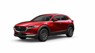 2020 Mazda CX-30 DM2W7A G20 SKYACTIV-MT Pure 6 Speed Manual Wagon.