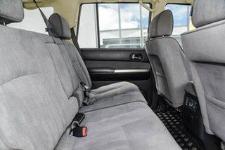 2016 Nissan Patrol Y61 GU 10 ST White 5 Speed Manual Wagon
