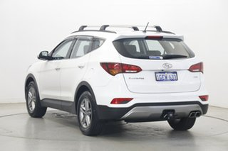 2016 Hyundai Santa Fe DM3 MY16 Active White 6 Speed Sports Automatic Wagon