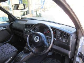 2000 Volkswagen Golf 4th Gen GL Silver 4 Speed Automatic Cabriolet