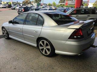 2004 Holden Calais VZ Silver 5 Speed Auto Active Select Sedan