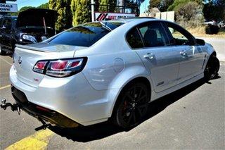 2015 Holden Commodore VF II MY16 SS V Redline Silver 6 Speed Sports Automatic Sedan.
