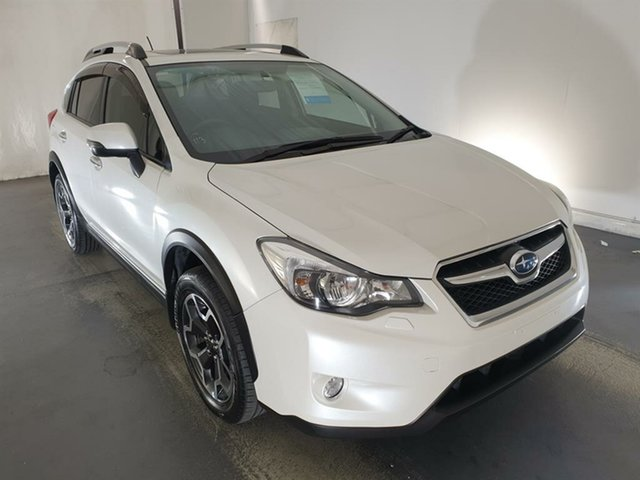 Used Subaru XV G4X MY13 2.0i-S Lineartronic AWD Maryville, 2012 Subaru XV G4X MY13 2.0i-S Lineartronic AWD White 6 Speed Constant Variable Wagon