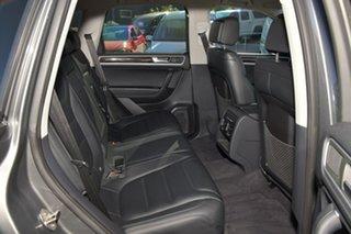 2014 Volkswagen Touareg 7P MY14 V6 TDI Tiptronic 4MOTION Grey 8 Speed Sports Automatic Wagon