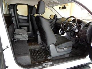 2017 Isuzu D-MAX TF MY17 LS-U HI-Ride (4x4) White 6 Speed Automatic Space Cab Utility