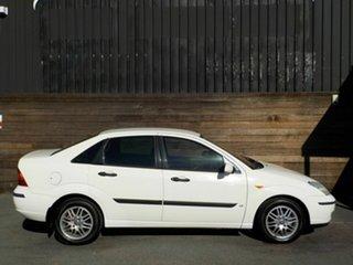 2003 Ford Focus LR MY2003 LX White 4 Speed Automatic Sedan.