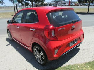 2019 Kia Picanto JA MY19 GT Red 5 Speed Manual Hatchback
