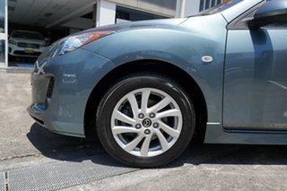 2012 Mazda 3 BL1072 SP20 SKYACTIV-Drive SKYACTIV Blue 6 Speed Sports Automatic Hatchback.