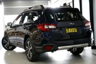 2018 Subaru Outback MY17 2.5I (fleet Edition) Deep Blue Continuous Variable Wagon.