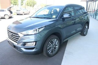 2020 Hyundai Tucson TL3 MY21 Elite 2WD Pepper Gray 6 Speed Automatic Wagon