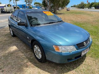 2003 Holden Commodore VY II Executive Blue 4 Speed Automatic Sedan