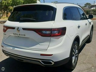 2020 Renault Koleos HZG MY20 Zen X-tronic White Solid 1 Speed Constant Variable Wagon