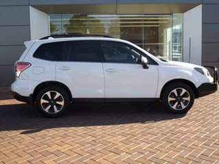 2018 Subaru Forester S4 MY18 2.5i-L CVT AWD Fleet Edition Crystal White 6 Speed Constant Variable.